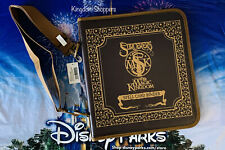 DISNEY WORLD PARKS SORCERERS OF THE MAGIC KINGDOM BINDER BRAND NEW