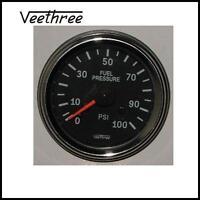 Fuel Pressure Gauge Mechanical - SUPPLY WORLD WIDE - FREE POSTAGE FOR AUSTRALIA