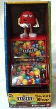 2013 M&M's SWEET SHOP Dispensing Bin with Scoop  Featuring RED NIB