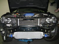 Genuine Hybrid HDi GT2  intercooler kit For Ford XR6 Falcon BA/BF TYPHOON F6 New