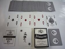 1 deck OHIO MADES Isle of apri CASINO RESORT BLACK Playing Card-S102175-8