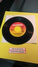 MARY CHAPIN CARPENTER end of my pirate days/shut up and kiss me JUKEBOX STRIP 45