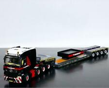 "Mercedes Actros MP4 SLT big space 8x4 lowloader 4 axle""Mammoet"" WSI truck models"