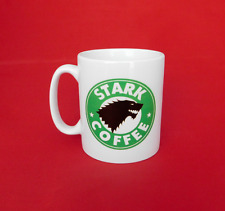 Game of Thrones House Stark Starbucks Inspired Coffee Mug 10oz