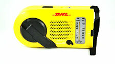 DHL Power Generator Battery Radio AM FM / Very Rare  - One of a kind eBay online