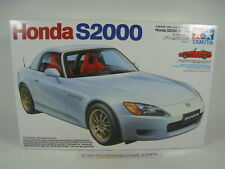 HONDA S2000 + HARDTOP + MUGEN RIMS 1/24 TAMIYA (KIT ASSEMBLY)