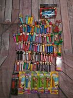 """Lot 40+ some Vintage """"Pez"""" Collectible Candy Dispensers"""