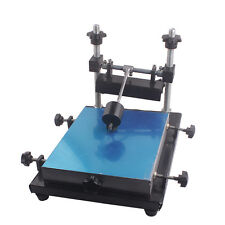 Manual Stencil Printer Solder Paste Printer T-shirt Screen Printing Machine