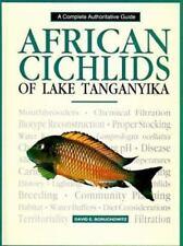 African Cichlids of Lake Tanganyika, Boruchowitz, David E., Good Book
