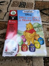 Leapfrog LeapPad - Disney Winnie The Pooh Interactive Book & Cartridge