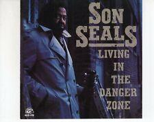 CD  SON SEALSliving in the danger zoneCANADA EX+  (A4303)
