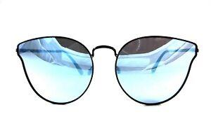 UV024RV Black Silver Fashion Sunglasses By 1 get 1 Free