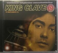 KING CLAVE Yo Simplemente yo CD New Nuevo sealed 20 De SUS MAS GRANDES EXITOS