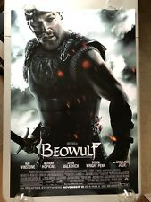 Beowulf - Original Double Sided 27x40 Theater Movie Poster