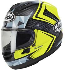 Arai RX-7V Dyno Motorcycle Helmet Full Face Sport Racing Extreme Good Vented