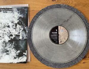 RAGE AGAINST THE MACHINE Very Rare Vinyl LP Burned Clear Coloured Vinyl