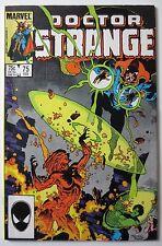 Doctor Strange #75 (Feb 1986, Marvel) (C5145) Fantastic Four , Mephisto