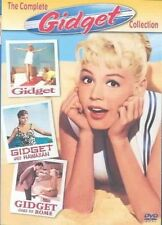 Complete Gidget Collection 3 Movies Sandra Dee DVD R4