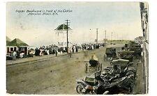 Hampton Beach NH -OCEAN BOULEVARD AT CASINO- Postcard