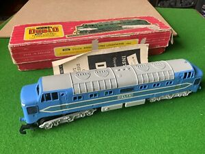 Vintage Hornby Dublo Railways Custom Deltic Diesel Locomotive 2232 Boxed OO