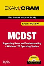MCDST 70-271 Exam Cram 2: Supporting Users & Troubleshooting a  .9780789731494