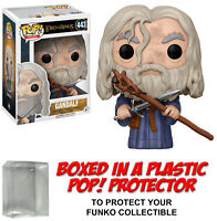 Funko POP! ~ ASSORTED LORD OF THE RINGS/HOBBIT FIGURES w/POP PROTECTORS+++