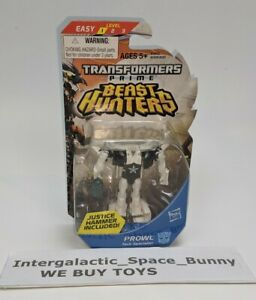 Transformers Prime Beast Hunters Legion Class - Prowl MOSC