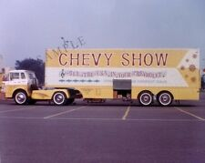"1962 Chevrolet Truck with Chevy Show Trailer Hot Rod Car 8""x 10"" Photo 25"