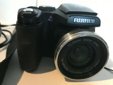 FUJI FINEPIX S700 7.1MP Digital Camera w/10x ZOOM, 16 GB SD CARD, USB CABLE,