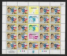 Tonga Scott # 829 Progressive Beweis Und Überdruckt Briefmarke Duty Blatt MNH