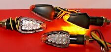 4X LED Turn Signal INDICATOR 68mm FOR SUZUKI BANDIT 1250 GSX1400 GSX 1400 GSX600