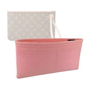Bag Insert Organizer for Louis Vuitton Neverfull MM/GM Pouch
