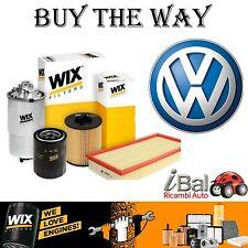 VW PASSAT 1.9 TDI 96KW AVF 00-05 KIT FILTRI WIX