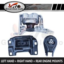 For Mazda 3 BK Engine Mount Set 2004-2009 MZR 2.0L Right Hand Auto / Manual
