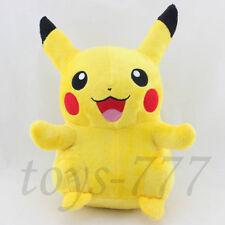 "Pokemon Center Big Pikachu 13"" Plush Toy Nintendo Game Character Stuffed Animal"