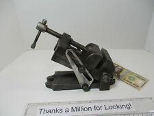 Craftsman Tilting 90 Vise Toolmaker 9 Long X 2 38 Jaw Width X 2 12 Open