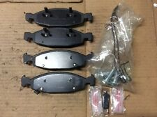 New Factory OEM Mopar Disc Brake Pad Pads Front V1013592