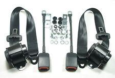 Set di Automatik CINTURE DI SICUREZZA FIAT 124 SPIDER, FIAT DINO, Set seatbelts, NEW