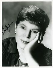 ANNE JACKSON-GUNSMOKE-ER-LAW & ORDER-THE SHINING-SIGNED PHOTO-AFTAL/UACC RD316