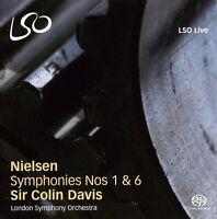Colin Davis - Symphones 1 & 6 [New SACD] Hybrid SACD