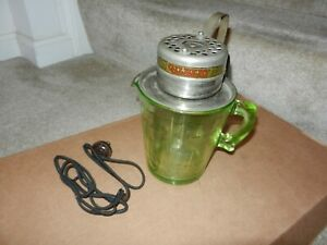 A C Gilbert Electric Mixer, 1930's Vintage, Original