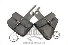 Harley DYNA Throw Under Seat Cover Bags - DTU01 BAD&G CustomS