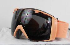 New 2019 Smith I/O Snow Goggles IO Salmon Flood ChromaPop Sun Black Lens + Bonus