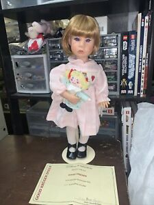 """Julie Good Kruger GOOD FRIENDS Vinyl Doll 16"""""""