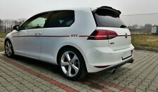 SPOILER EXTENSION/CAP/WING VOLKSWAGEN GOLF MK7 R / GTI (2012-2016)