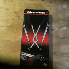 Gearwrench 82107  3 pc Double-X Hose Grip Pliers Set New
