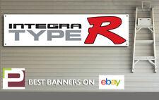 Honda Integra TYPE R Banner for Garage, Workshop, Pit Lane, Office Etc