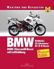 BMW R 1200 GS / GS Adventure RT R Classic: DOHC-Vierventil-Boxer mit Luftkühlung