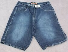 FUNCTIONAL & FUTURE MENS  JEANS  SHORTS. SIZE - W36 X L13. TAG NO. 174w