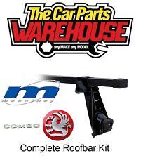 Full Roof Rack Bar Kit SUM203 Mountney Direct Fit ~ VAUXHALL COMBO 2002 - 2011